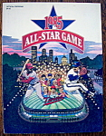 Click here to enlarge image and see more about item 8884: All Star Game Program 1985 Official Program