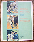 Click here to enlarge image and see more about item 8888: Chicago White Sox Official Yearbook 1970