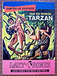 Click here to enlarge image and see more about item 8912: 1969 Tarzan March of Comics #332 Promo Lazy Bones Shoes