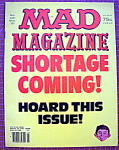 Mad Magazine-March 1981-#221