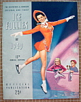 Click here to enlarge image and see more about item 8923: Ice Follies Program 1949 Shipstad & Johnson