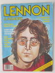 Click here to enlarge image and see more about item 8948: Lennon A Memory Magazine 1980 Complete Photo Album