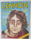 Click to view larger image of Lennon A Memory Magazine 1980 Complete Photo Album  (Image2)