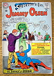 Click here to enlarge image and see more about item 8966: Superman's Pal Jimmy Olsen September 1965