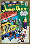 Click here to enlarge image and see more about item 8968: Superman's Pal Jimmy Olsen July 1966