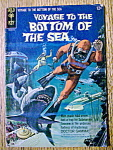 Voyage To The Bottom Of The Sea Comics 1964