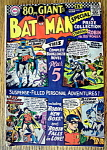 Batman Comics October 1966