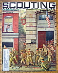 Click to view larger image of Scouting Magazine February 1968 Rockwell Cover (Image1)