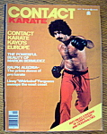 Click here to enlarge image and see more about item 9046: Contact Karate Magazine October 1976 Linny Ferguson