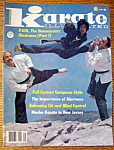 Click here to enlarge image and see more about item 9052: Karate Illustrated Magazine September 1979