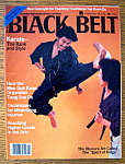 Click here to enlarge image and see more about item 9055: Black Belt Magazine February 1979 Karate