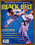Black Belt Magazine April 1978