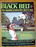 Black Belt Magazine January 1974