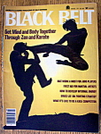 Click here to enlarge image and see more about item 9073: Black Belt Magazine June 1977 Bruce Lee On Fighting