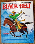 Black Belt Magazine April 1967 Zen Archery