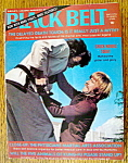 Click here to enlarge image and see more about item 9081: Black Belt Magazine May 1974 Chuck Norris Today