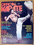 Click here to enlarge image and see more about item 9084: Official Karate Magazine February 1976 Ross Scott