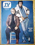 TV Week  November 2-8, 1975  Starsky & Hutch