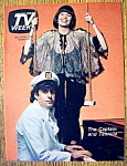 TV Week-October 10-16, 1976-Captain & Tennille