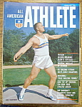 Click here to enlarge image and see more about item 9157: All American Athlete Magazine Feb 1964 Bob Humphreys