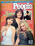 Click here to enlarge image and see more about item 9179: People Magazine - December 17, 1979 - Dallas Women
