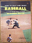 Click here to enlarge image and see more about item 9185: How To Play & Enjoy Baseball  1958