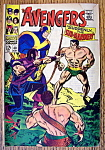 Click to view larger image of The Avengers Comics May 1967 Sub-Mariner (Image1)