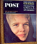 Click to view larger image of Saturday Evening Post Magazine - June 19, 1965 (Image1)