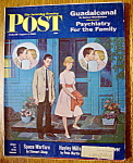 Saturday Evening Post Magazine - July 28-August 4, 1962