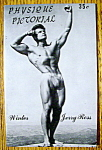 Click here to enlarge image and see more about item 9286: Physique Pictorial Winter 1955 Jerry Ross - Gay Interst