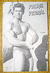 Click here to enlarge image and see more about item 9299: Physique Pictorial-July 1962-Cagliastro-Gay Interest