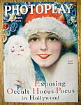 Photoplay Magazine Cover December 1928 Janet Gaynor
