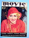 Movie Mirror Magazine Cover April 1934 Joan Blondell