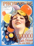 Photoplay Magazine Cover July 1927 Norma Talmadge
