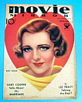 Movie Mirror Magazine Cover February 1934 Ruby Keeler