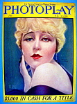 Photoplay Magazine Cover July 1924 Anna Q. Nilsson