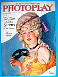 Photoplay Magazine Cover Sept 1926 Marion Davies