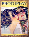 Photoplay Magazine Cover June 1922 Mabel Ballin