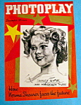 Photoplay Magazine Cover-December 1936-Shirley Temple