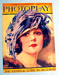 Photoplay Magazine Cover October 1922 Alice Brady