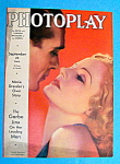 Photoplay Magazine Cover Sept.1932 Tallulah Bankhead