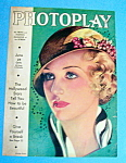 Photoplay Magazine Cover June 1932 Madge Evans