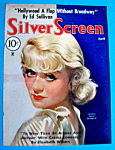 Silver Screen Magazine Cover Apr 1935 Constance Bennett