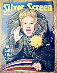 Silver Screen Magazine Cover December 1945 Betty Hutton