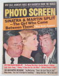 Photo Screen Magazine October 1967 Sinatra & Martin