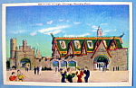Click to view larger image of Irish Village Postcard (Chicago World's Fair) (Image1)