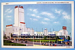 General Motors Building Postcard (Chicago World's Fair)