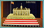 Click to view larger image of 1933 Century of Progress Replica of Mt. Vernon Postcard (Image1)