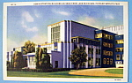 Click to view larger image of Administration Building Postcard (Century Of Progress) (Image1)