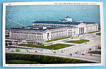 Field Museum & Natural History Postcard (Chicago Fair)